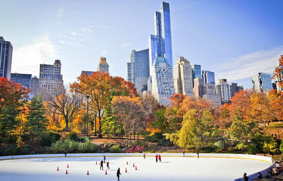 Christmas In New York City From American Holidays