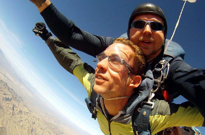 Sky Diving Las Vegas