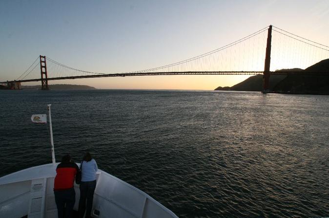 san fran bay cruise