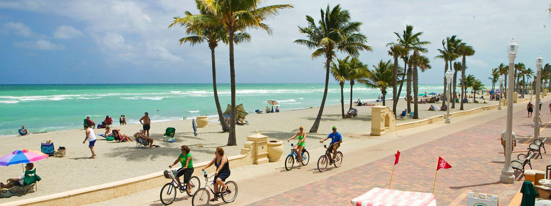 Miami Beach Promendae