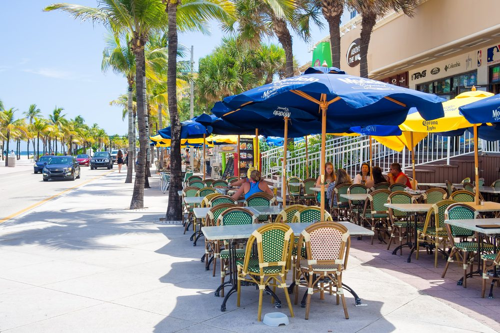best beaches in fort lauderdale