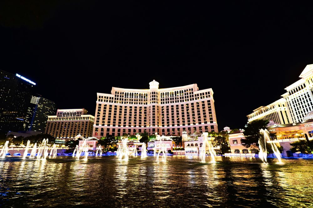 most famous hotels in las vegas