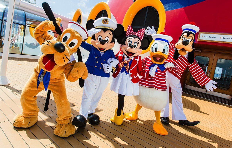 Vancouver Stay Disney Alaska Cruise American Holidays