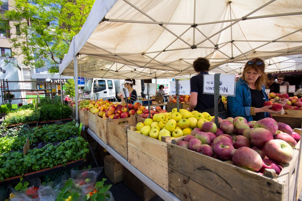 best new york food markets