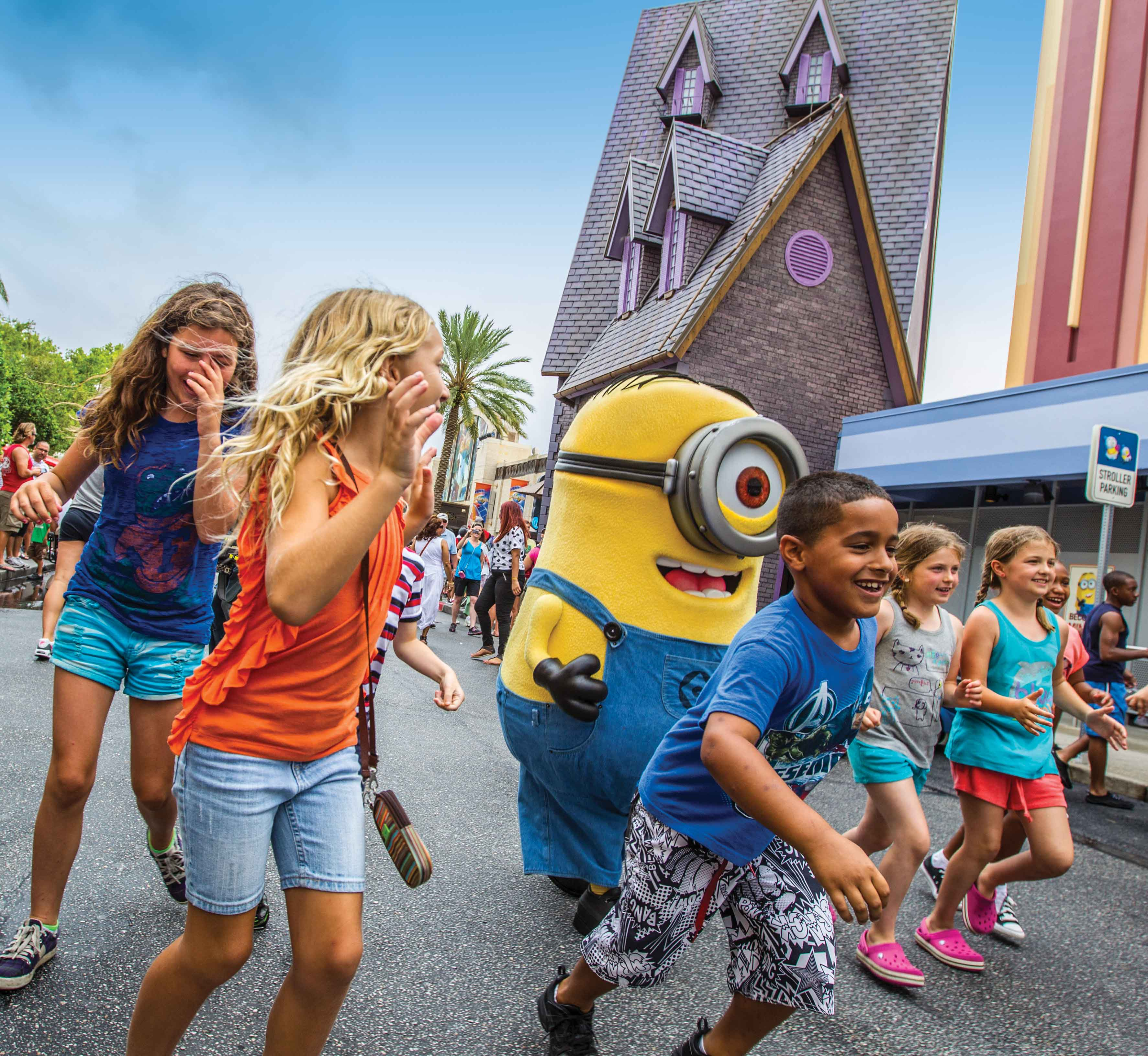 Universal Orlando 3 Park Explorer Ticket From American Holidays
