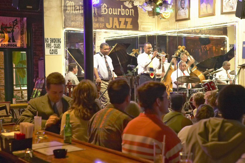 best live music venues in New Orleans