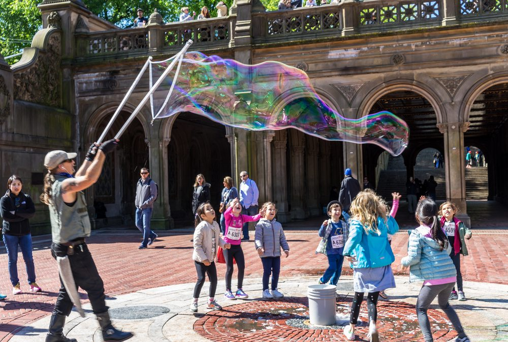 things to do with the kids in new york
