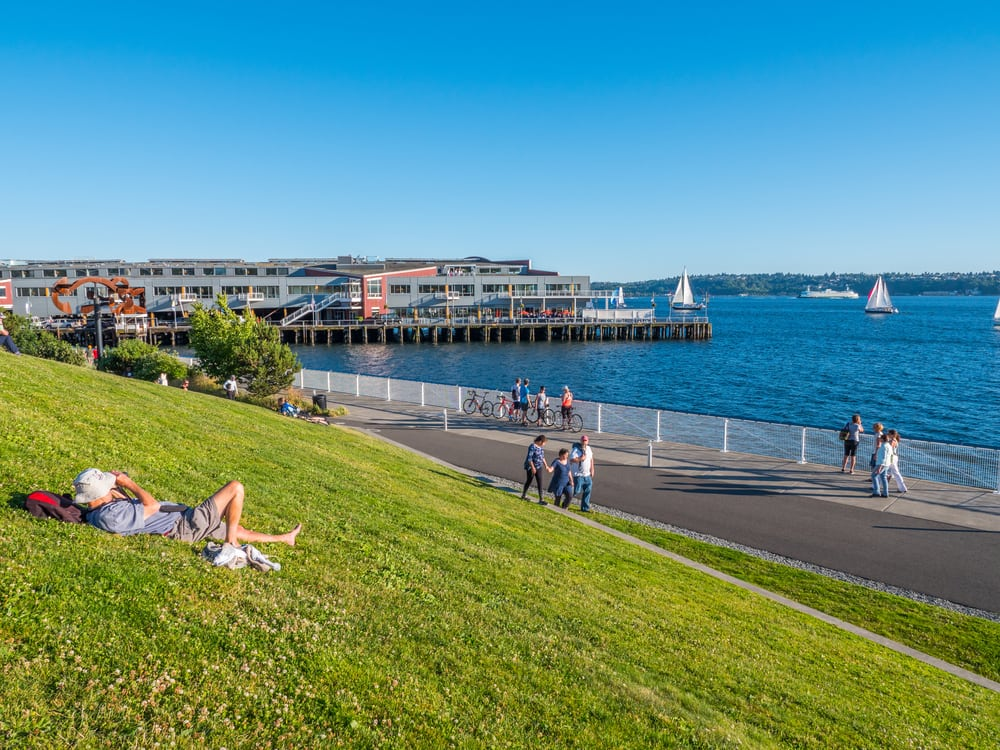 places to visit in seattle in summer