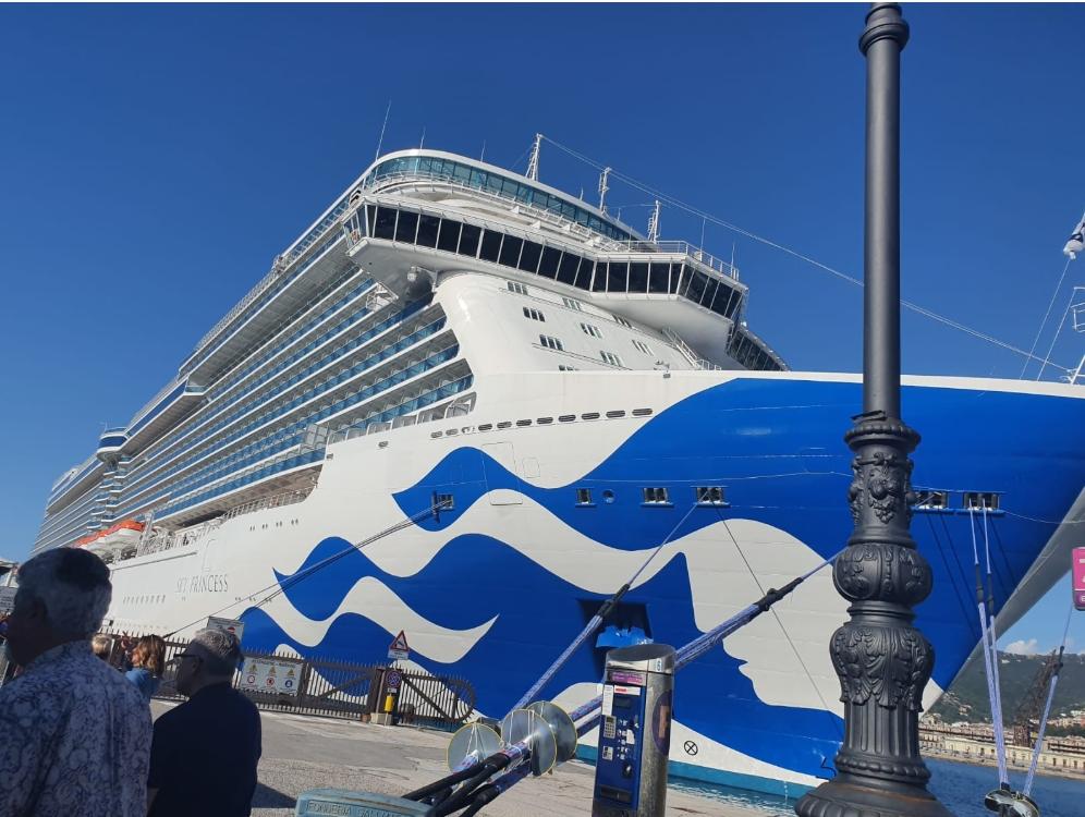 My cruise holiday on board Sky Princess