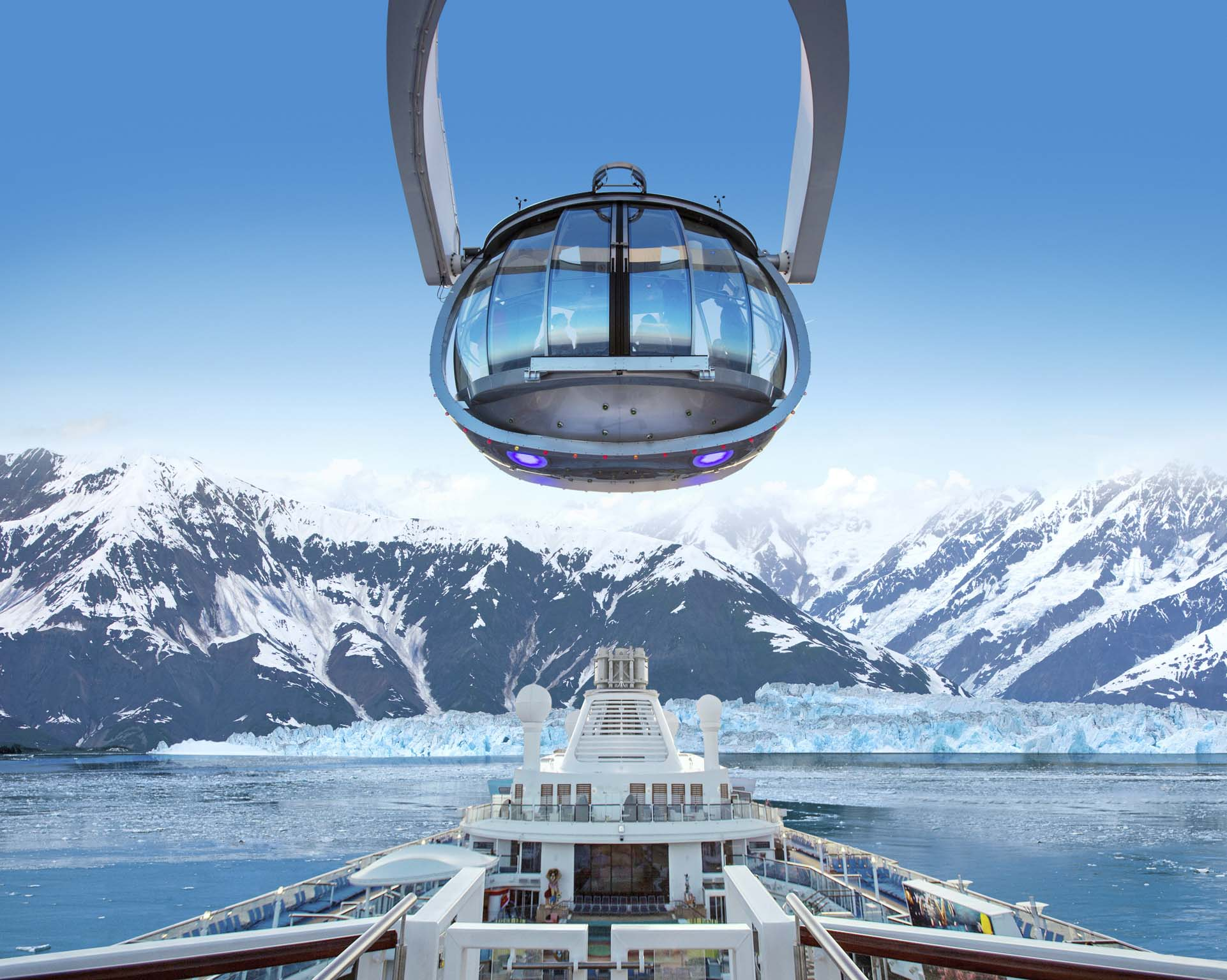 Cruise to Alaska with Royal Caribbean