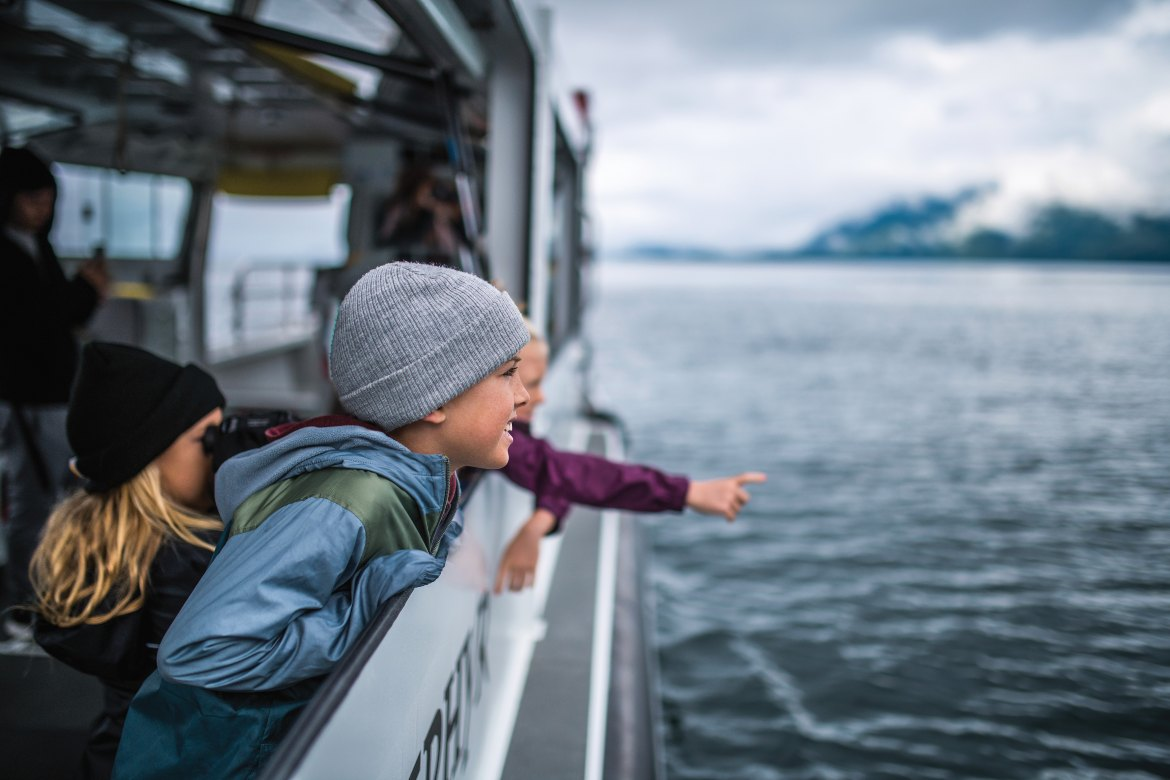 Top tips for an Alaska Cruise