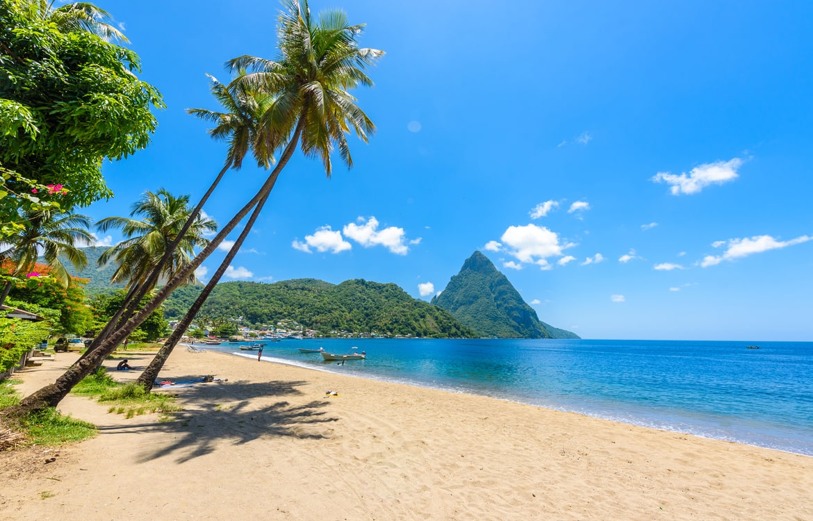 When is the best time of year to visit St Lucia?