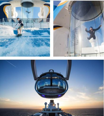 things to do onboard Anthem of the Seas