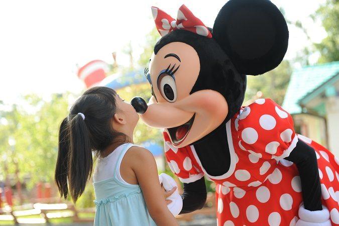 disneys magic kingdom mickey attraction image