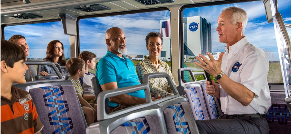 things to do at Kennedy Space Center Visitor Complex