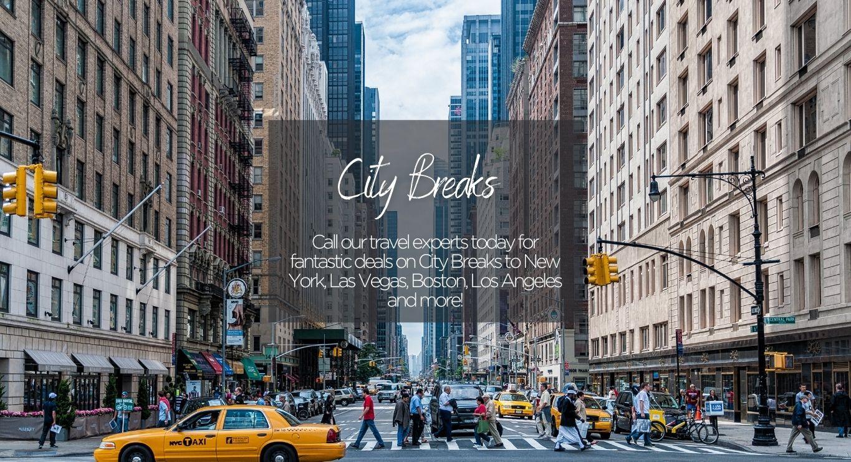 USA City Breaks