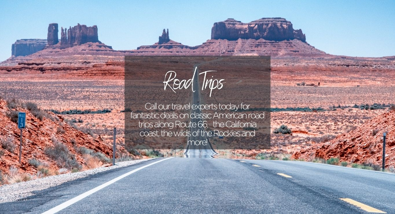 USA road trip holidays
